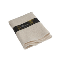 Hemp/Organic cotton face/body washer - single