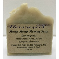 Hemp soap - lemongrass